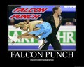 Falcon Punch - demotivational-posters photo