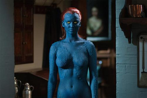 First Class Mystique - x-men-first-class Photo
