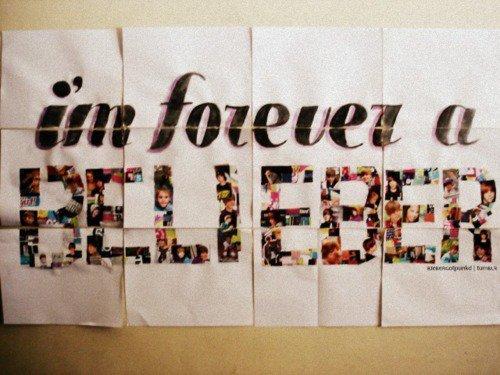Forever I am a Belieber