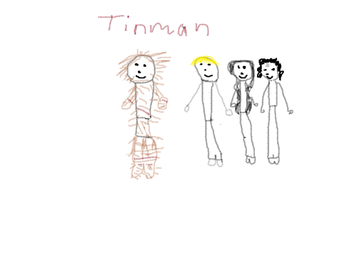 Future cover of Tinman.
