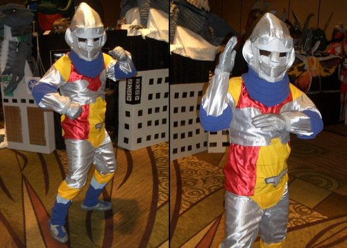 G-fest costume challenge