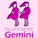 Gemini sign - gemini icon