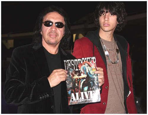 Gene and Nick