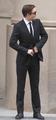 HQ photos of Robert Pattinson on the Cosmopolis set today - twilight-series photo