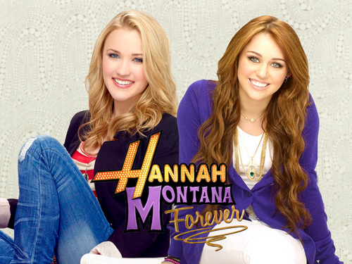 Hannah Montana Season 4 Exclusif Highly Retouched Quality wallpapers by dj...!!! - hannah-montana Wallpaper