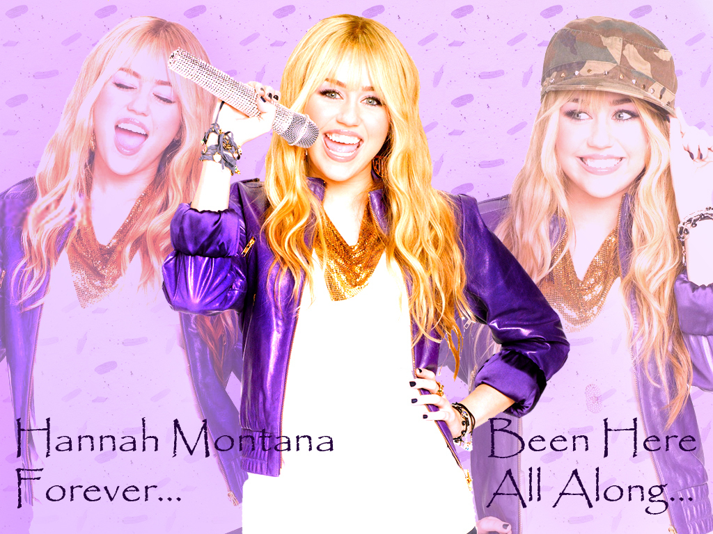 Hannah Montana Season 4 Exclusif Highly Retouched Quality wallpapers by dj...!!! - Hannah ...