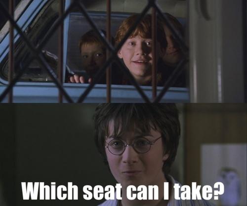 Harry Potter-Friday