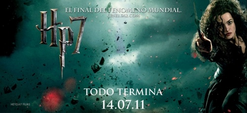 Harry Potter and the Deathly Hallows: Part 2, 2011