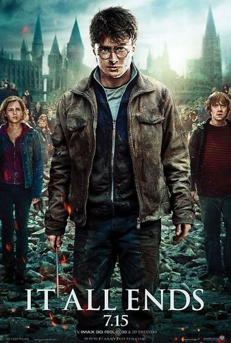 "Harry Potter and the Deathly Hallows part 2 - ""It All Ends"""