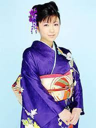 Hikki in kimono attire