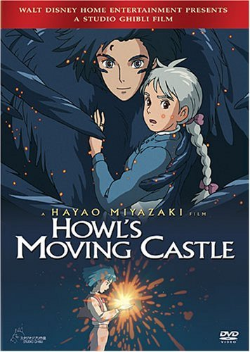 Howl's Moving kastil, castle Poster
