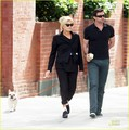 Hugh Jackman &amp; Deborra-Lee Furness: West Village Walk - hugh-jackman photo