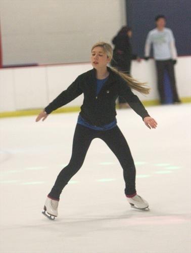 Iceskating 2009