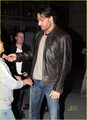 January o9: Leaving Lakers Game - joe-manganiello photo