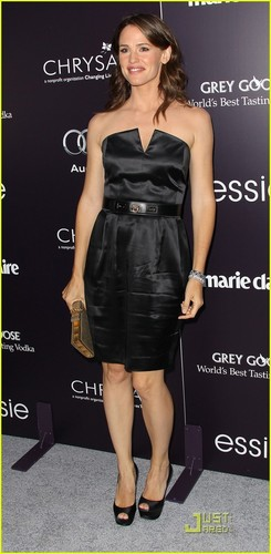 Jennifer Garner: Chrysalis vlinder Ball!