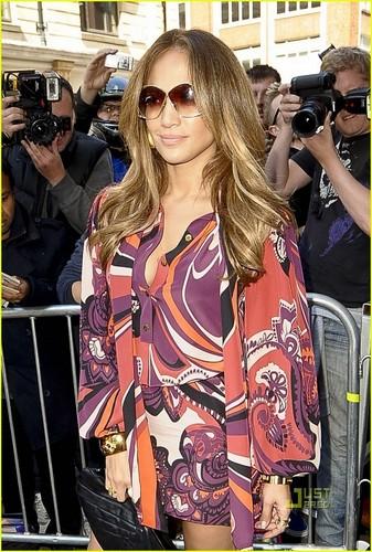 Jennifer Lopez: BBC Radio 1 Visit