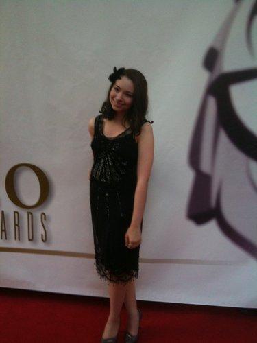 Jodelle Ferland in Leo Awards