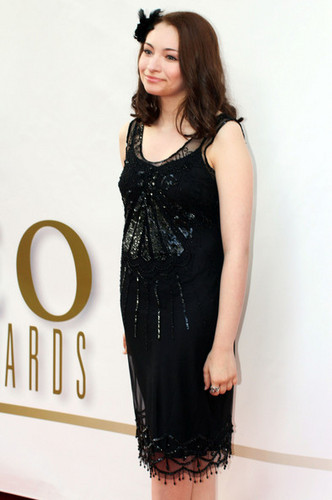 Jodelle Ferland in Leo Awards