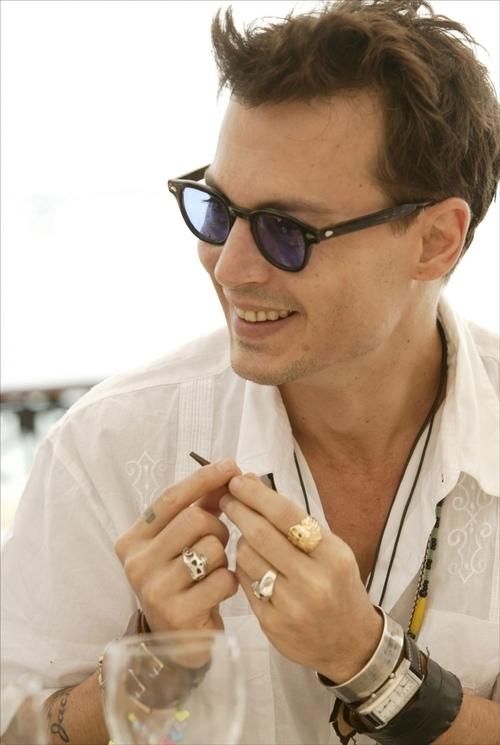 Johnny Depp. - johnny-depp photo