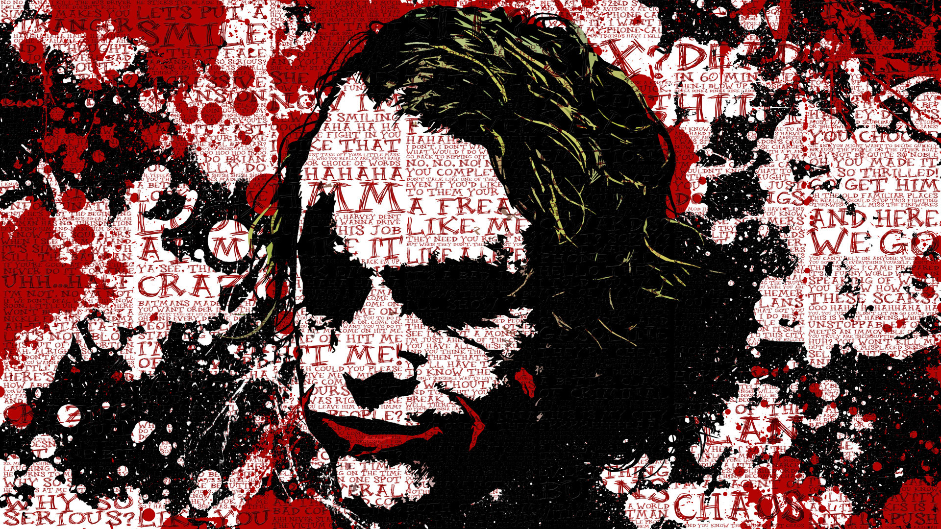 The Joker Joker Quotes