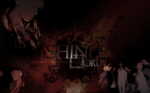 Jonghyun The SHINee World - the-group-shinee Wallpaper