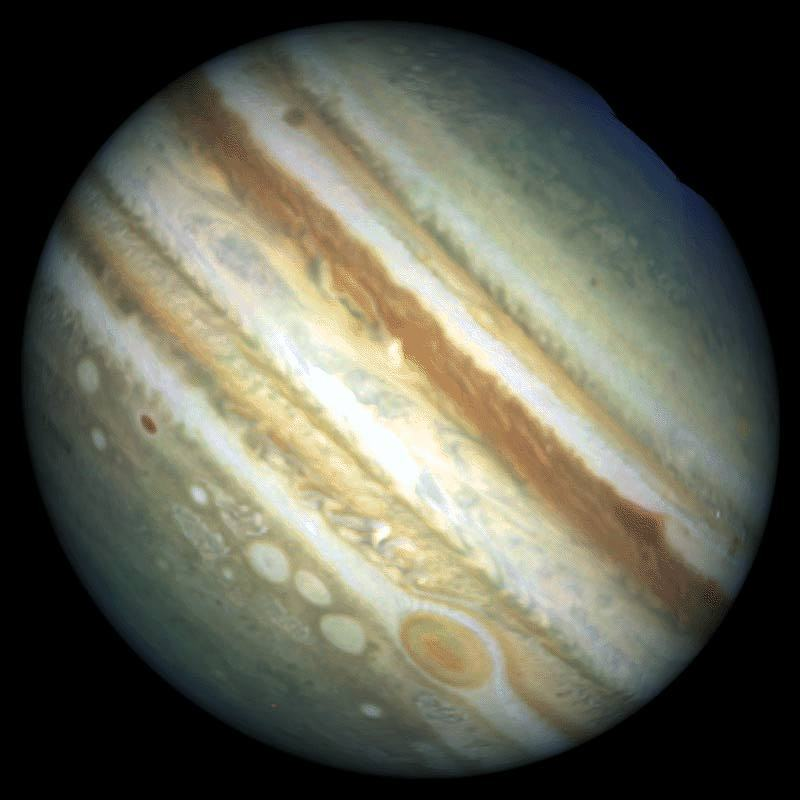 Jupiter - The Hubble Telescope Photo (22811457) - Fanpop