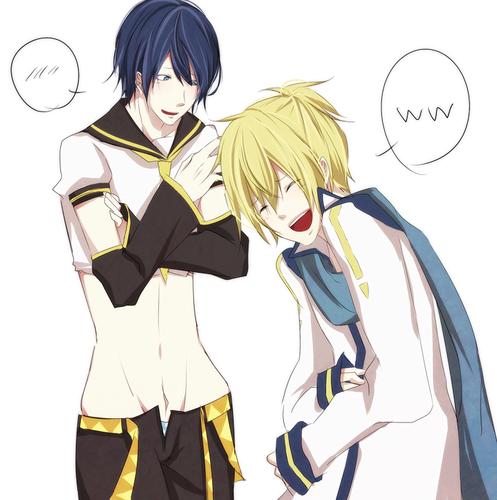Kaito x Len ♥