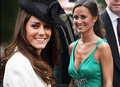 Kate Middleton And Philippa Middleton