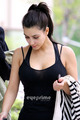 Kim Kardashian at the Gym with no Make Up in West Hollywood, Jun 12