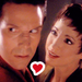 Kira Nerys and Vedek Bareil - star-trek-couples icon