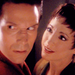 Kira Nerys and Vedek Bareil