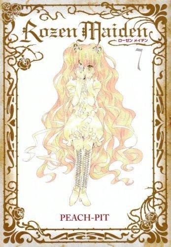 Kirakishou the seventh rozen maiden doll