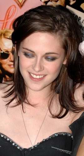Kristen at amor Ranch premiere
