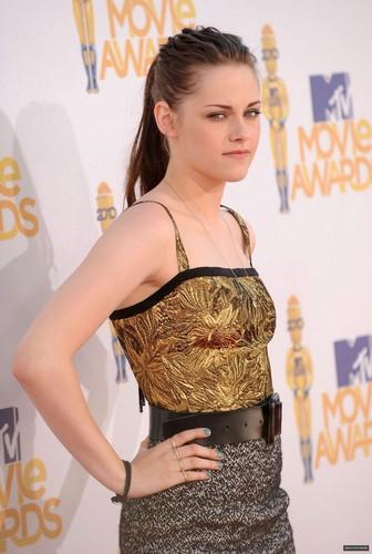 Kristen at MMA 2010
