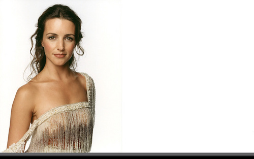 Kristin Davis - sex-and-the-city Wallpaper
