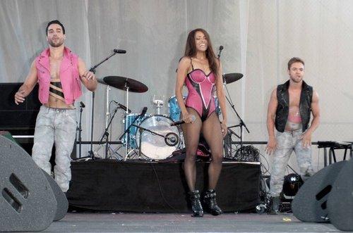 LA Pride 2011 Performance