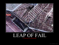 Leap of fail - assassins-creed photo
