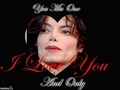 Love you - michael-jackson photo