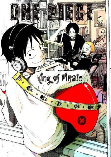 Luffy & Sabo & Ace