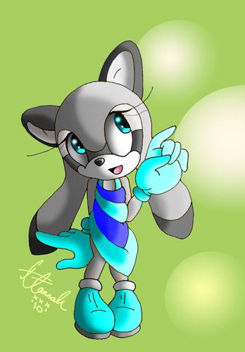 Luna's dress