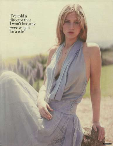 Magazine scans: Marie Claire (UK) - July 2011
