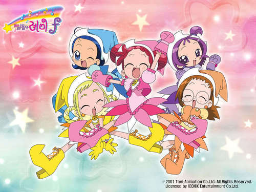 Animegrl52p wallpaper called Magical DoReMi