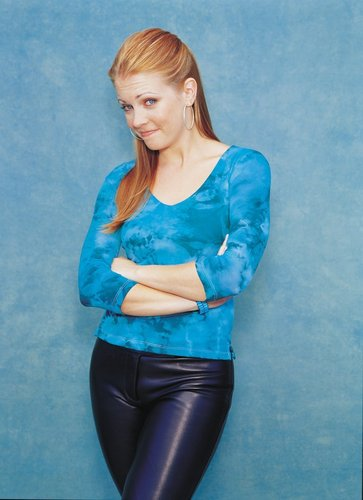 Мелисса Джоан Харт Обои containing tights and a legging called Melissa Joan Hart