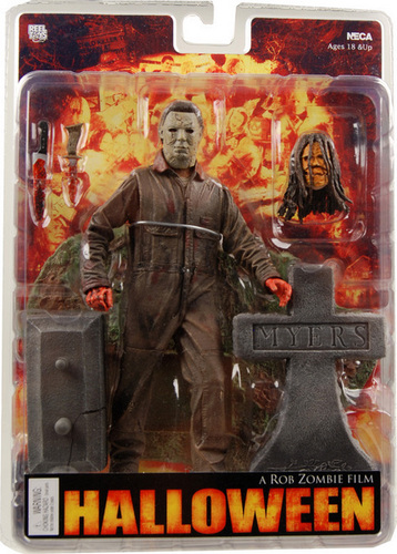Michael Myers toy