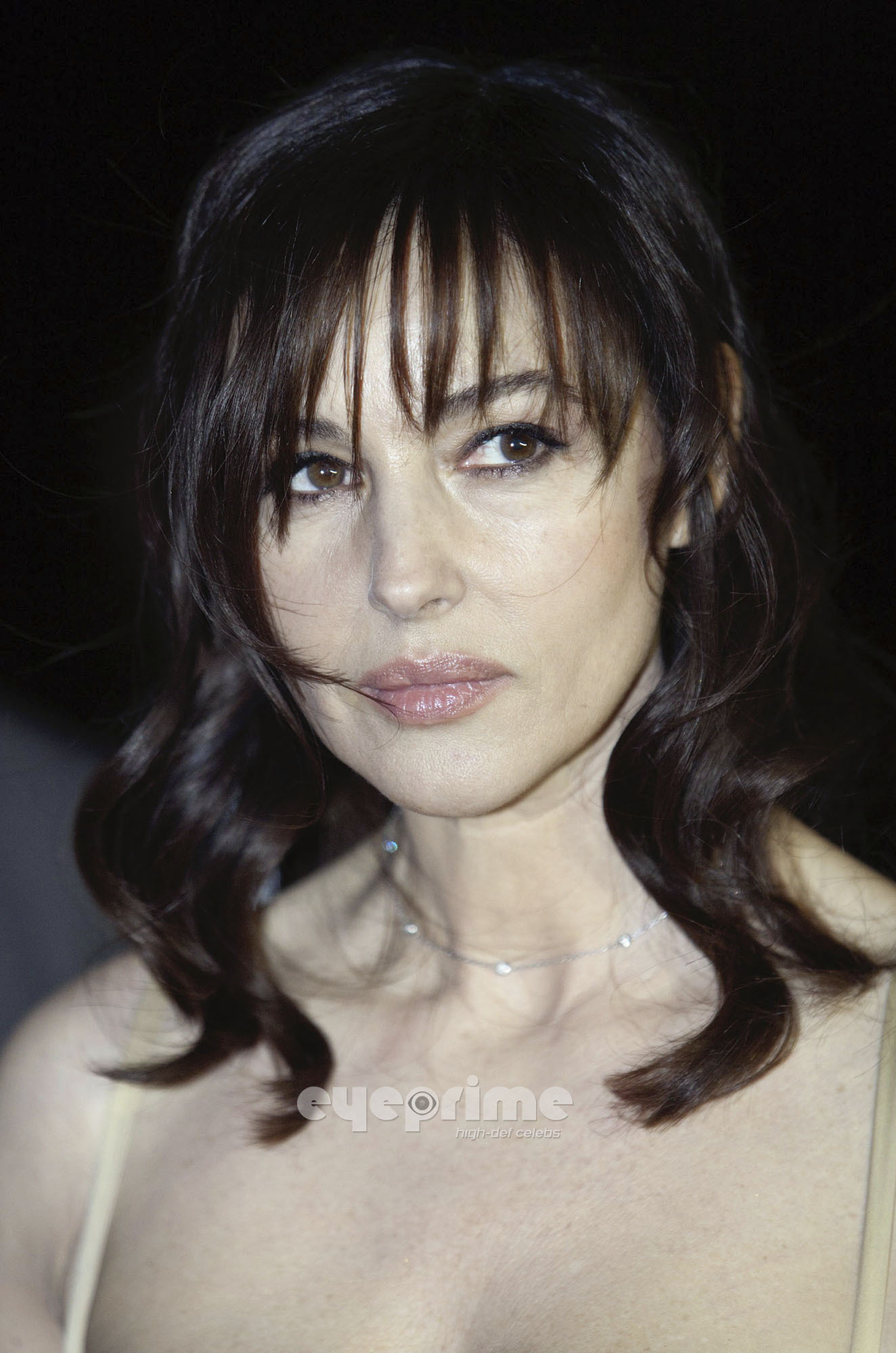 Monica Bellucci receives the Taormina Art Award in Taormina, Italy, Jun 11
