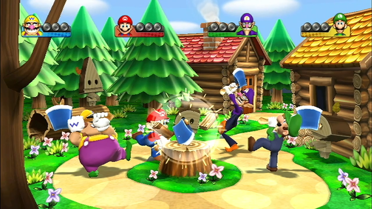 More of the game you've been waiting for - Mario Party Wallpaper
