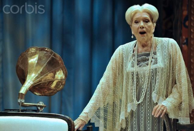 Mrs. Higgins in 'Pygmalion'