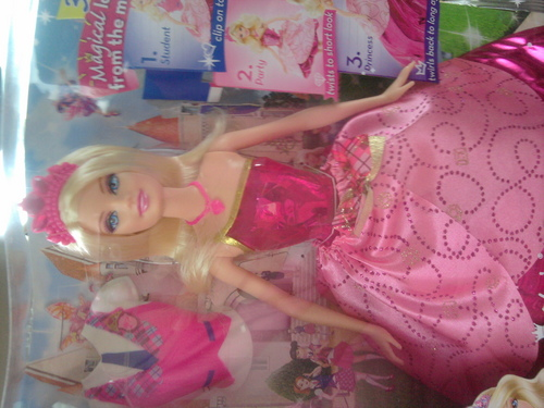 My PCS Princess Blair Doll