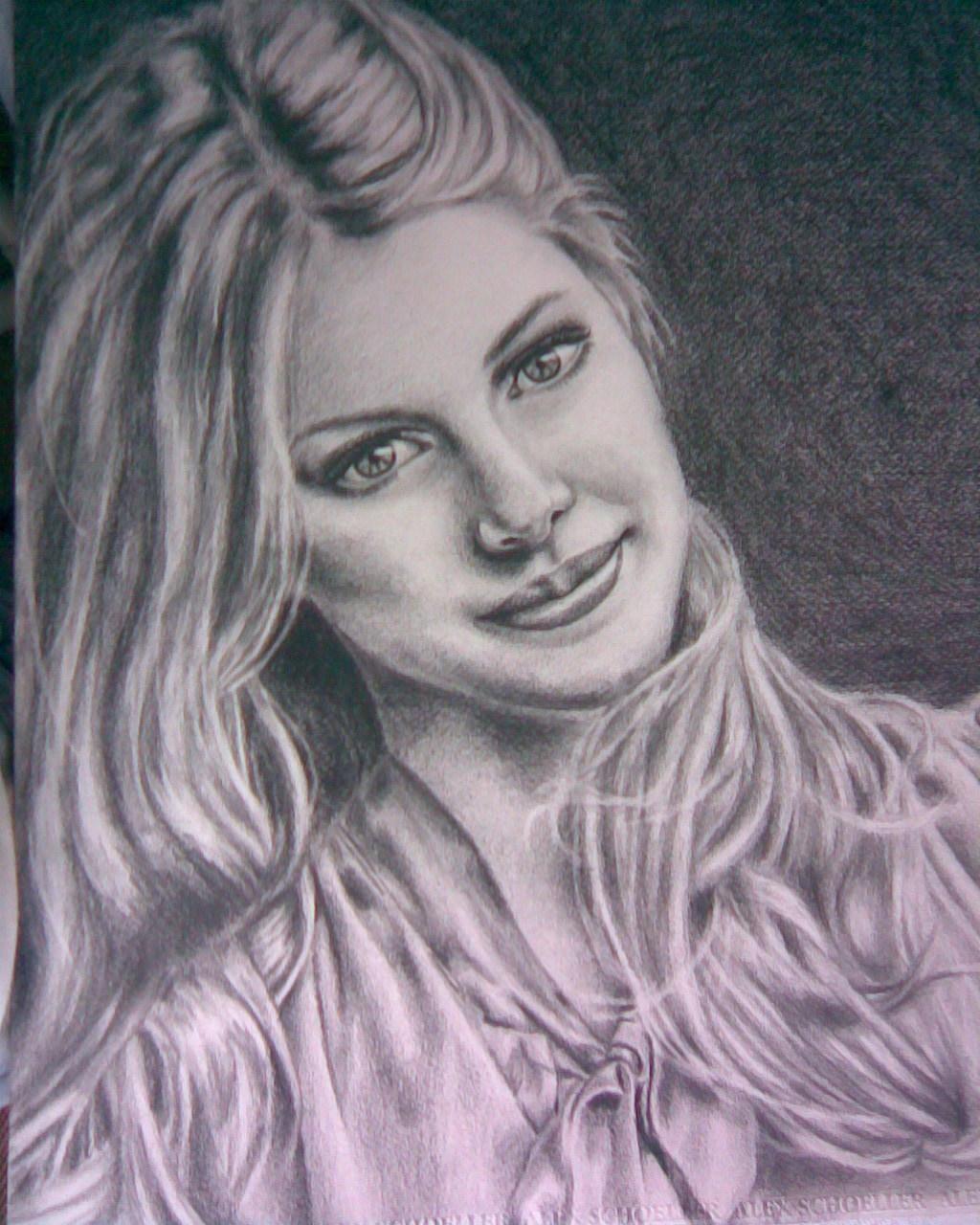 My Rachel Hurd Wood Drawing
