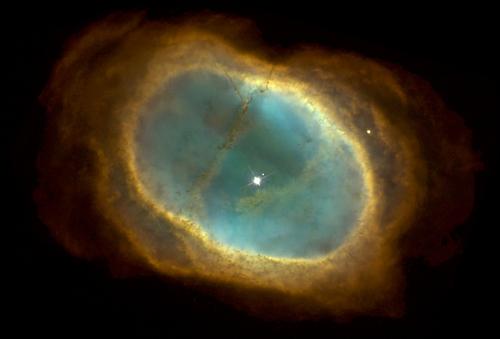 NGC3132 The Southern Ring Nebula